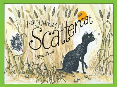 Hairy Maclary Scattercat Hb by Lynley Dodd