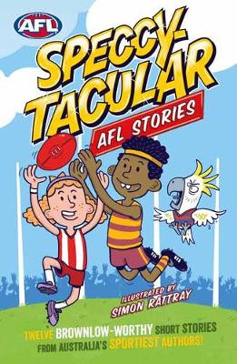 Speccy-tacular AFL Stories book