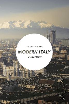Modern Italy by John Foot