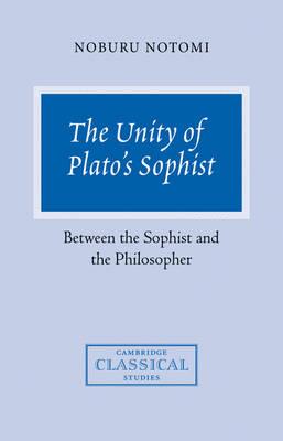 Unity of Plato's Sophist book