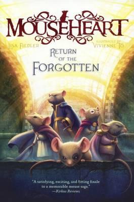 Return of the Forgotten by Lisa Fiedler