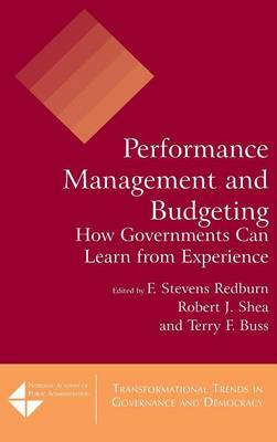 Performance Management and Budgeting book