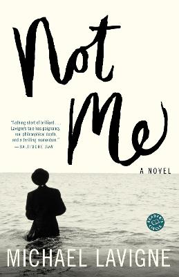 Not Me book