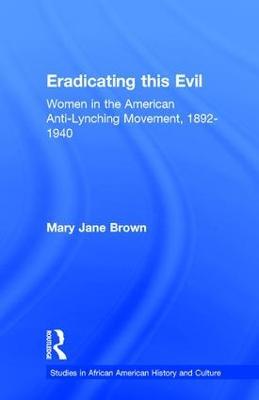 Eradicating This Evil book