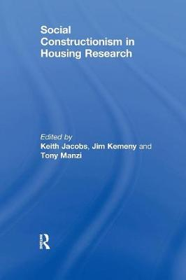Social Constructionism in Housing Research book