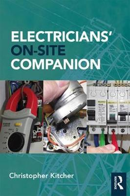 Electricians' On-Site Companion by Christopher Kitcher