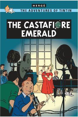 The Castafiore Emerald by Herge