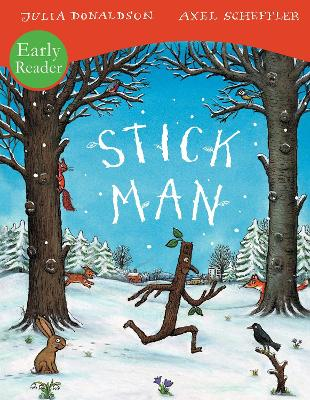 Stick Man Early Reader book