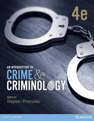 Introduction to Crime and Criminology by Hennessey Hayes