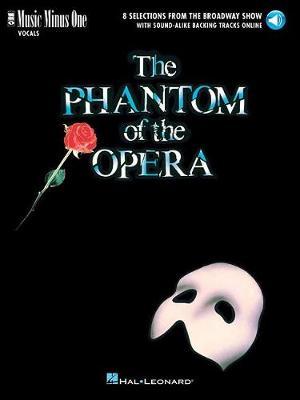 Phantom Of The Opera - Music Minus One Vocal book