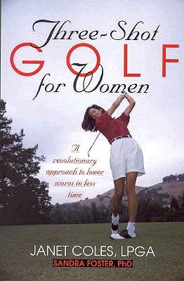 Three-Shot Golf for Women book