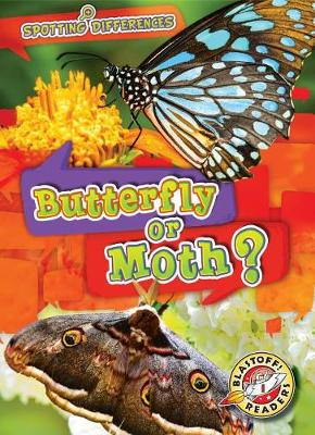 Butterfly or Moth book