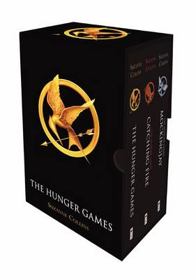 Hunger Games Special Edition Slipcase by Suzanne Collins