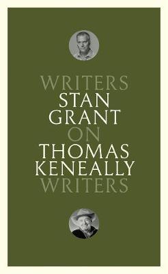 On Thomas Keneally: Writers on Writers book