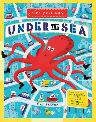 Find Your Way Under the Sea book