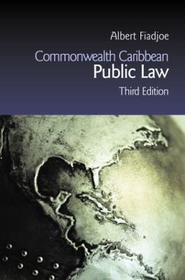 Commonwealth Caribbean Public Law book
