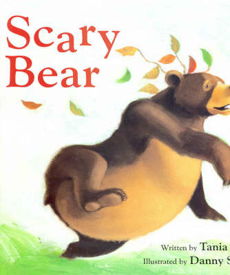 Scary Bear by Tania Cox