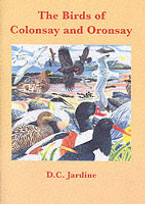 Birds of Colonsay and Oransay book