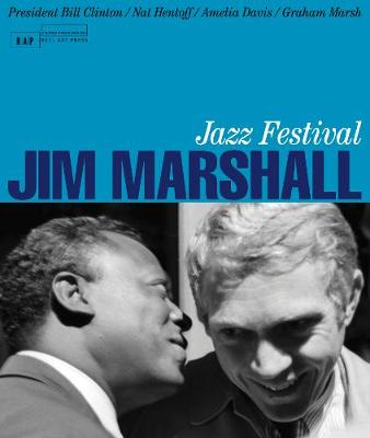 Jazz Festival: Jim Marshall book