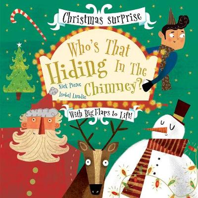 Who's Hiding In The Chimney? book