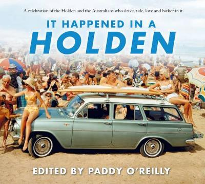 It Happened in a Holden book