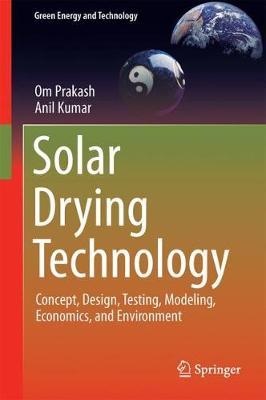 Solar Drying Technology by Om Prakash