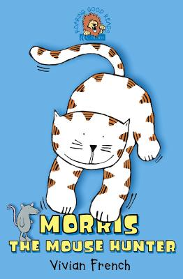 Morris the Mouse Hunter book