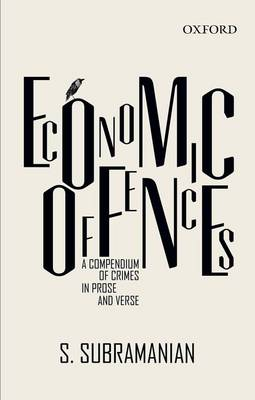 Economic Offences by Dr. S. Subramanian