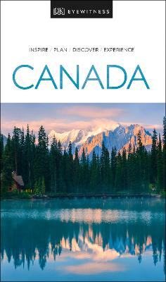 DK Eyewitness Canada by DK Eyewitness