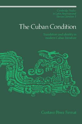 Cuban Condition book