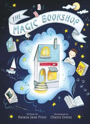 The Magic Bookshop by Natalie Jane Prior