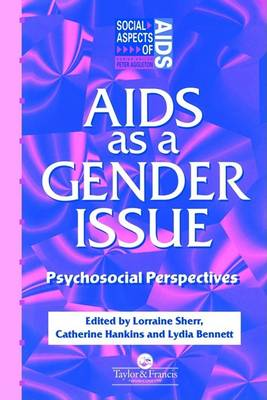 AIDS as a Gender Issue book