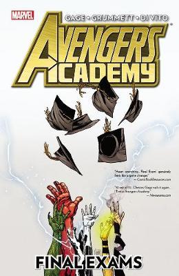 Avengers Academy book
