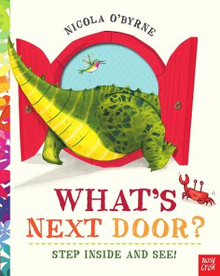 What's Next Door? by Nicola O'Byrne