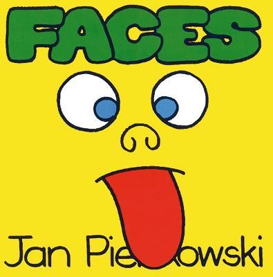 Faces by Jan Pienkowski