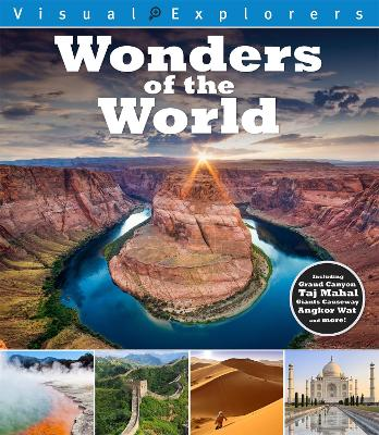 Visual Explorers: Wonders of the World by Paul Calver