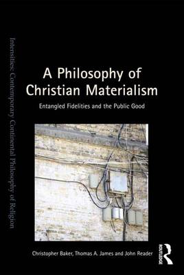 Philosophy of Christian Materialism book