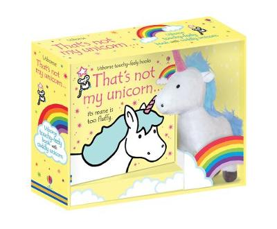 That's not my unicorn... Book and Toy by Fiona Watt