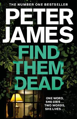Find Them Dead book