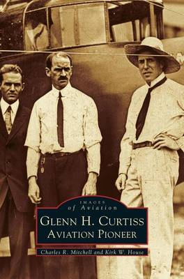 Glenn H. Curtiss by Charles R Mitchell