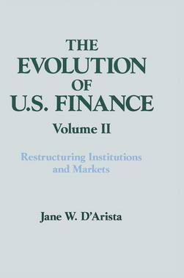 Evolution of U.S. Finance book