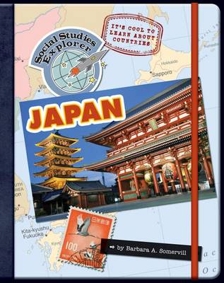 It's Cool to Learn about Countries: Japan by Barbara Somervill