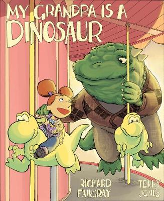 My Grandpa Is a Dinosaur book