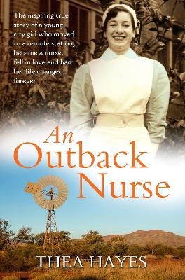 An Outback Nurse by Thea Hayes