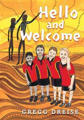Hello and Welcome book