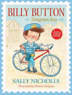 Billy Button, Telegram Boy book