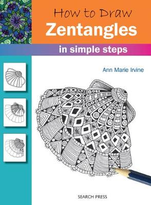 How to Draw: Zentangles book