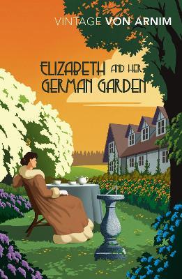 Elizabeth and her German Garden book