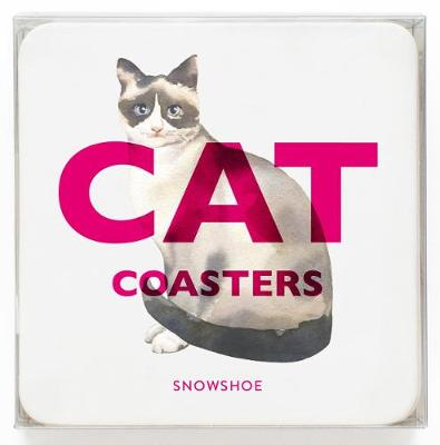 Cat Coasters by Marcel George