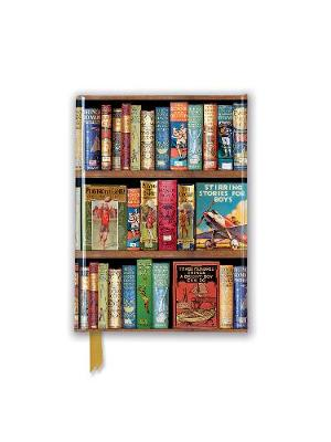 Bodleian Libraries: Boys Adventure Book (Foiled Pocket Journal) by Flame Tree Studio